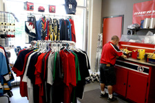 Pat Burns Arena Pro Shop